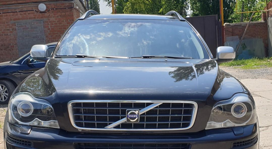 Замена стекла Volvo XC90